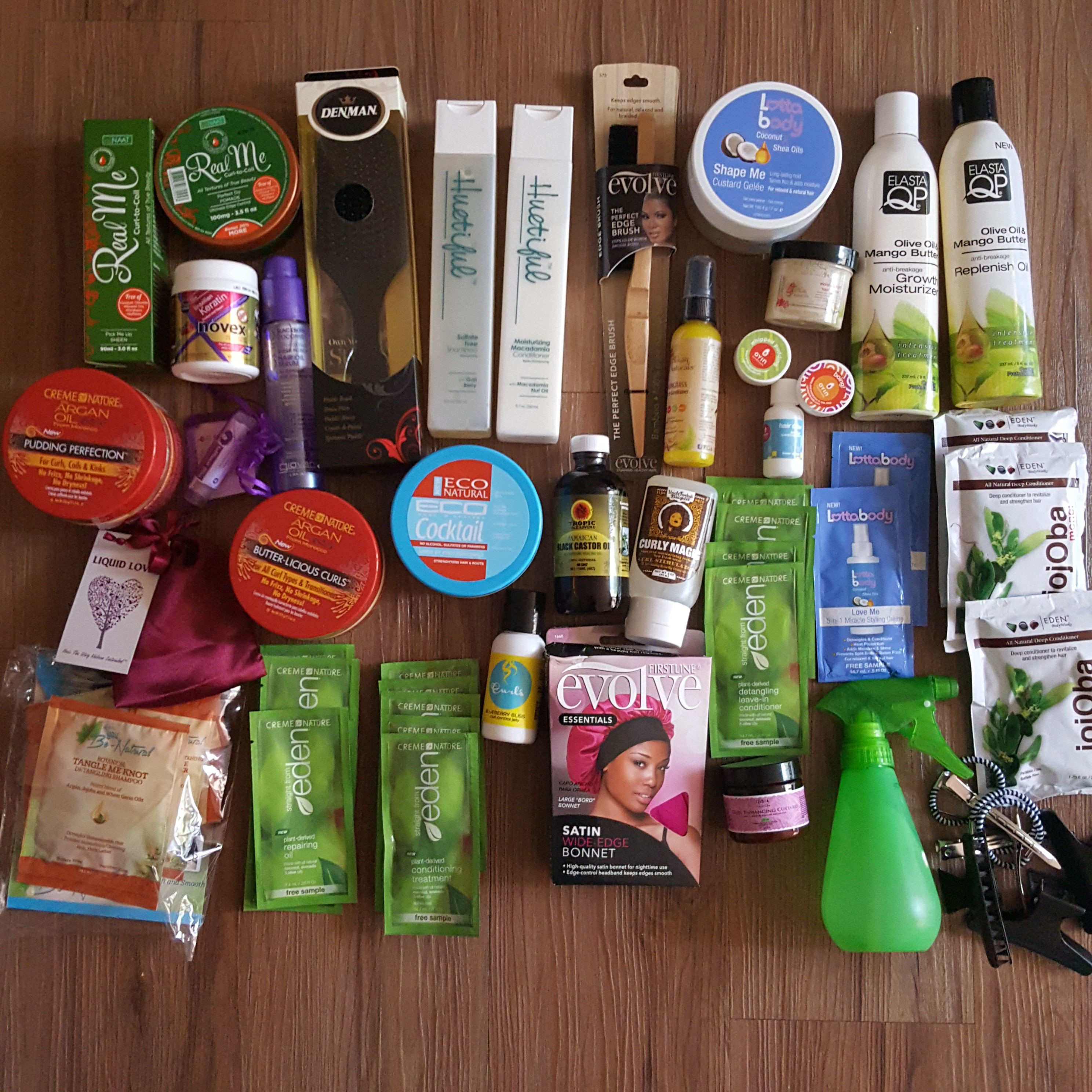 A Few Tips For Picking Central Issues In Strength Training: Natural Hair Fall Product Stash